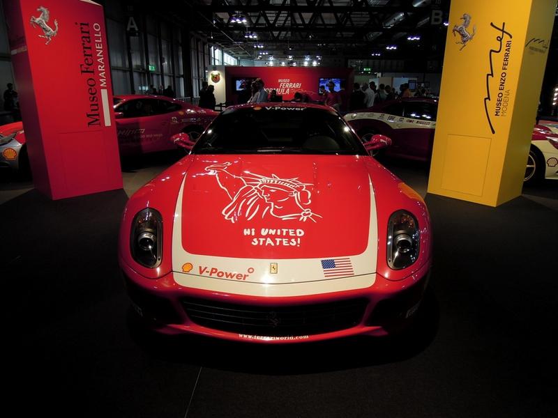 Scuderia Ferrari Club San Martino Di Bareggio Il Tridente E Le